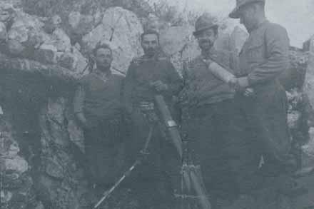 Ass naz alpini sez conegliano storie dei nostri veci for Tomasella conegliano